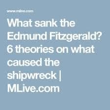 edmund fitzgerald shipwrecks i like pinterest edmund