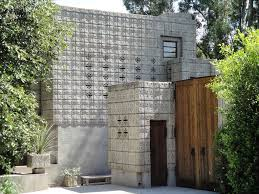 100 Frank Lloyd Wright Textile Block Houses La Miniatura The Millard House