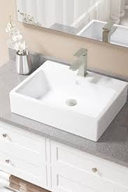 Slow Draining Bathroom Sink Pop Up by How To Buy The Right Drain For Your Bathroom Sink Overstock Com