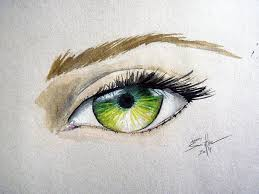 How To Paint An Eye Watercolor Tutorial