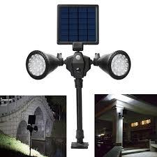 Buy LE Outdoor Solar Lights Motion Sensor Light Waterproof High