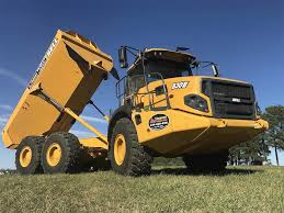 100 Used Dump Trucks For Sale In Nc 2017 Bell B30E Articulated Truck 1737 Hours Whiteville NC 007764 MyLittlesmancom