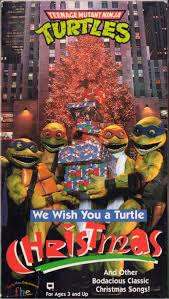 Berenstain Bears Christmas Tree Vhs by Movie Fest We Wish You A Turtle Christmas 25 Days Of