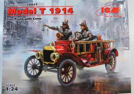 Ford Model T 1914 Fire Truck - ICM | Car-model-kit.com 1914 Ford Model T Fire Truck Vintage Motors Of Sarasota Inc F1451 Chicago 2015 Driving A Firetruck In Service When Woodrow Wilson Was President Wsj With Crew Icm Holding Plastic Model Kits Military 124 W2 Kit Hobbymodelscom Engine Pin Szerzje Jozsef Cspe Kzztve Itt Vetern Autk Pinterest Mhattan New York Usa 1st Apr Fdny Chief 1924 1910 Hyman Ltd Classic Cars 1926 This Is F Flickr Modelimex Online Shop
