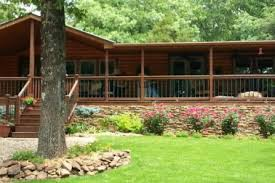 Gorgeous Rustic Cabin Manufactured Log Style Trailer Homes