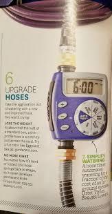 Hose Faucet Timer Orbit by Die Besten 25 Water Timer Ideen Auf Pinterest Bewässerung