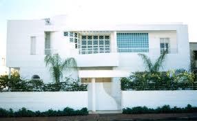 facade de villa moderne au maroc avec decoration maison des id es