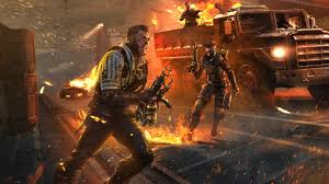 October Cover Revealed - Call Of Duty: Black Ops 4 - Game Informer
