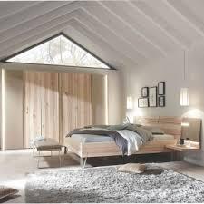 thielemeyer cubo schlafzimmer bestehend aus komfort liegenbett mit holzkopfteil und 6 türigen kleiderschrank holz wildesche absetzung colorglas taupe