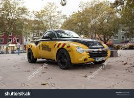 KEHL, GERMANY - OCT 18, 2016: Chevrolet SSR Parked In City Center On ... 2018 New Chevrolet Camaro 2dr Convertible Ss W2ss At Penske Chevy Truck Beautiful 2005 Ssr 2 Dr Ls Ssr Reviews And Rating Motor Trend The Blazette 1974 Luv Was A Crazy 500 Retro Pickup Wikipedia 2019 Colors Awesome Corvette Zr1 2003 Red I Adore These Little Fichevrolet Tracker Convertible Jpg 57 Bel Air For Sale Classiccarscom Cc16507 Top In Action Youtube