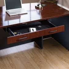 Sauder Heritage Hill 65 Executive Desk by Via Pencil Drawer 401442 Sauder