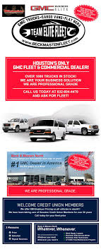 Houston's Only GMC Fleet & Commercial Dealer Fleet Cars Business Commercial Vehicles Gm Canada Houstons Only Gmc Dealer Trucks To Offer Clng Engine Option On Chevy Hd Trucks And Vans Wyoming Halladay Motors Cheyenne Bangshiftcom Crackerbox Military Unveils Of Fuel Cell In Hawaii Rivard Buick Tampa Fl Vehicles Georgetown Chevrolet Ontario