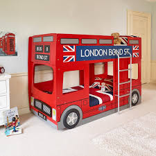 Interiors Inspired By London Carpetright Info Centre Bus Kids Bunk Bed From Kitchen Interior Design