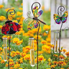 Decorative Outdoor Rain Gauges by Butterfly Rain Gauge Mother U0027s Day Gifts Under 100 00