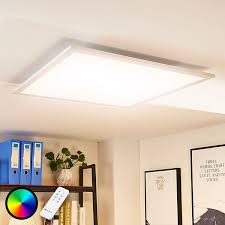 tinus led panel colour change rgb warm white