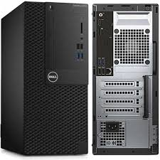 dell ordinateur de bureau pc de bureau dell optiplex 3050 mt i3 7é gén 4go 500go mytek