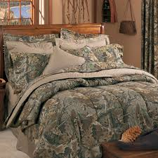 Realtree Small Space Bedroom Decor with Camo Bedding Sets Twin Bed