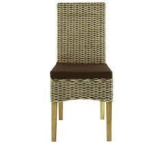 chaise en rotin but chaise max 2 rotin bicolore chaises but