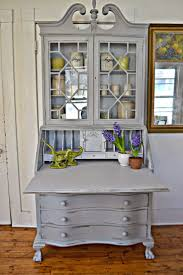 Small Secretary Desk With File Drawer by Best 25 Secretary Desks Ideas On Pinterest Painted Secretary