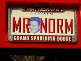2008 Mr Norm's Dodge Hemi Ram 1500 Super Truck - License Plate ...