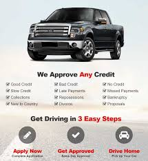 100 Truck Loans Bad Credit Can A Car Loan Help To Repair My Yes Bankruptcy Canada