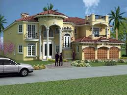 Lovely Decoration 6 Bedroom Houses Home Modern House Designs Design And Planning