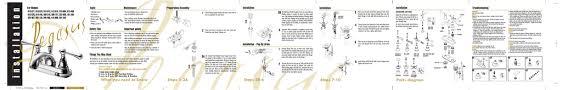 Pegasus Kitchen Faucets Parts Pegasus F50a6201rbp Installation Guide Manualzz
