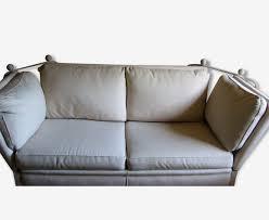 designer canapé canapé 2 places knowle designer schwartz bois matériau