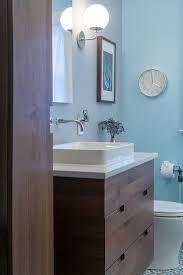 100 Mid Century Modern Bathrooms A Custom Vanity Cabinet SG23 Design
