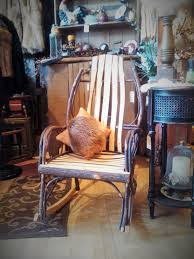 This Is Not Only A Beautiful Piece Of Furniture But Is Comfortable ... Quality Bentwood Hickory Rocker Free Shipping The Log Fniture Mountain Fnitures Newest Rocking Chair Barnwood Wooden Thing Rustic Flat Arm Amish Crafted Style Oak Chairish Twig Compare Size Willow Apninfo Amazoncom A L Co 9slat Rocker Bent Wood With Splint Woven Back Seat Feb 19 2019 Bill Al From Dutchcrafters