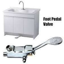 Foot Pedal Faucet American Standard by Floor Foot Pedal Control Switch Valve Faucet Copper Basin Lab