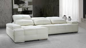 canapé en cuir blanc canapés d angle cuir