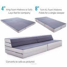 Sleeper Sofa Bar Shield Twin by Sofa Bed Mattress Ebay