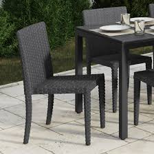 Rattan Wicker Dining Chairs Set Of 4 — CorLiving Furniture Outdoor Wicker Ding Set Cape Cod Leste 5piece Tuck In Boulevard Ipirations Artiss 2x Rattan Chairs Fniture Garden Patio Louis French Antique White Back Chair Naturally Cane And Plantation Full Round Bay Gallery Store Shop Safavieh Woven Beacon Unfinished Natural Of 2 Pe Bah3927ntx2 Biscayne 7 Pc Alinum Resin Fortunoff Kubu Grey Dark Casa Bella Uk Target Australia Sebesi 2fox1600aset2