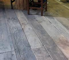 Attractive Rustic Hardwood Flooring Wide Plank Wood Antique Barn Threshing Floor