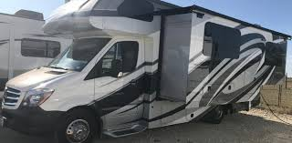 This Class B Motorhome Built On A Mercedes Chassis Is Small Quiet Efficient And