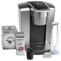 Keurig K Elite C Single Serve Coffee Maker 15 Cup Pods And