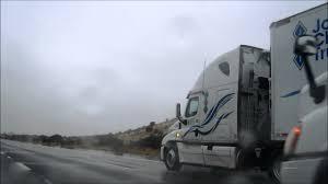 100 John Christner Trucking Westboud I40 East Of Kingman AZ YouTube