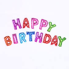 Cheap Letters Happy Birthday Find Letters Happy Birthday Deals On