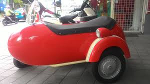 Vespa Sidecar Contact In Bali Indonesia Map