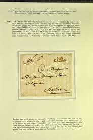 Alte Handgeschriebene Postkarte Verwendet Italienische Brief Mit