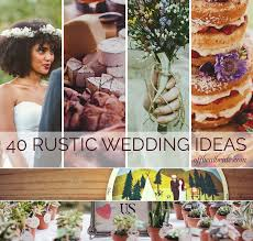Rustic Wedding Ideas From Offbeatbride