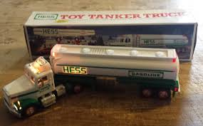 Amazon.com: Hess 1990 Collectable Toy Tanker Truck: Toys & Games