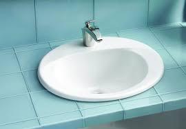 Drop In Bathroom Sinks Canada by Drop Sinks Bathroom Home Drop Sinks Bathroom Home Intaglio Dropin