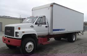 1995 GMC TopKick Box Truck | Item 5454 | SOLD! March 16 Truc... Mitsubishi Canter 3c 75 4 X 2 Box Van 2000 Isuzu Vn Npr4 Cyl Turbo Diesel Box Truck City California Iveco Daily Luton Box Van 23 Turbo Diesel 2007 One Owner 44000 Fsh Truck Wikipedia Parting Out Npr Truck Subway 2001 Chevy W4500 Single Axle For Sale By Arthur Trovei Trucks In Greenville Tx 75402 2017 Freightliner M2 Under Cdl Greensboro Gmc T6500 24ft W Cat 72l Extended Cab 60k 2012 Isuzu For Sale 9062 Cassone And Equipment Sales 2013 Hd 16 Youtube