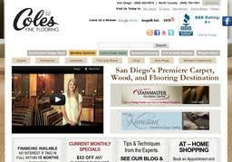 Coles Fine Flooring Teacher Appreciation by Coles Carpets U0026 Fine Flooring San Diego On Morena Blvd In San