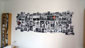 View In Gallery Black And White Photo Wall Collage