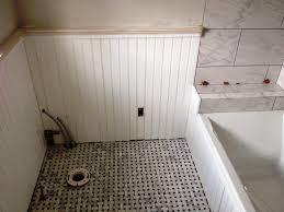 Image Of Beadboard Bathroom Ideas