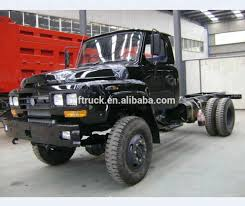 100 Truck Chassis Dongfeng Eq2093f6dj 4x4 Long Cab Off Road Buy
