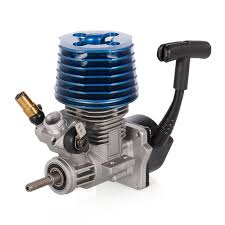 100 Monster Truck Engine 249CC 15 Side Exhaust Hand Pull Starter For 18 110 RC Off